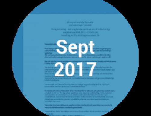 Yttrande om Vattenfalls första komplettering