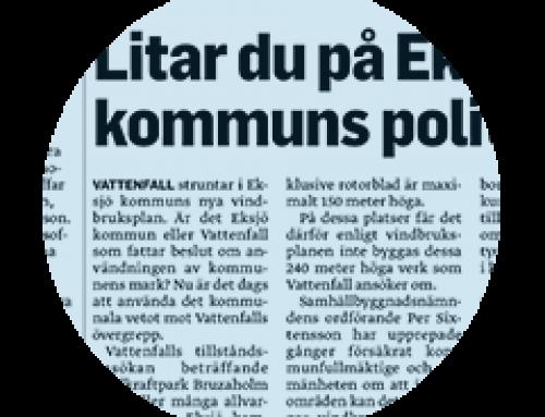 Smålandstidningen 2 mars 2018